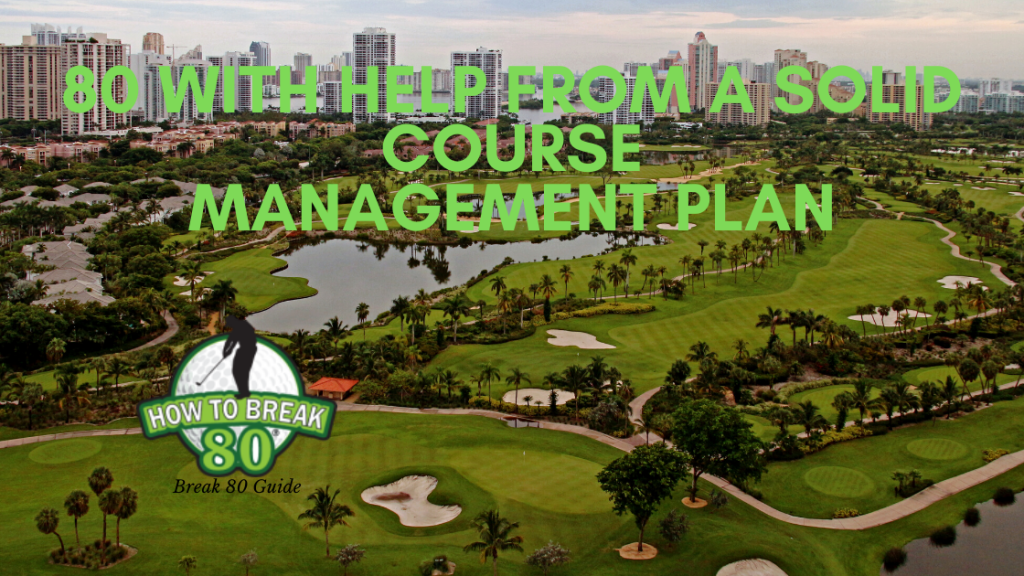 Golf Course Management Plan