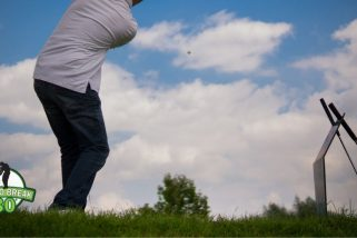 Use This Golf Drill to Boost Ballstriking and Accuracy